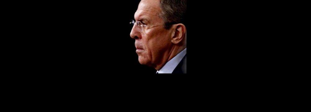 Lavrov Slams Biden's Call to Split Iraq