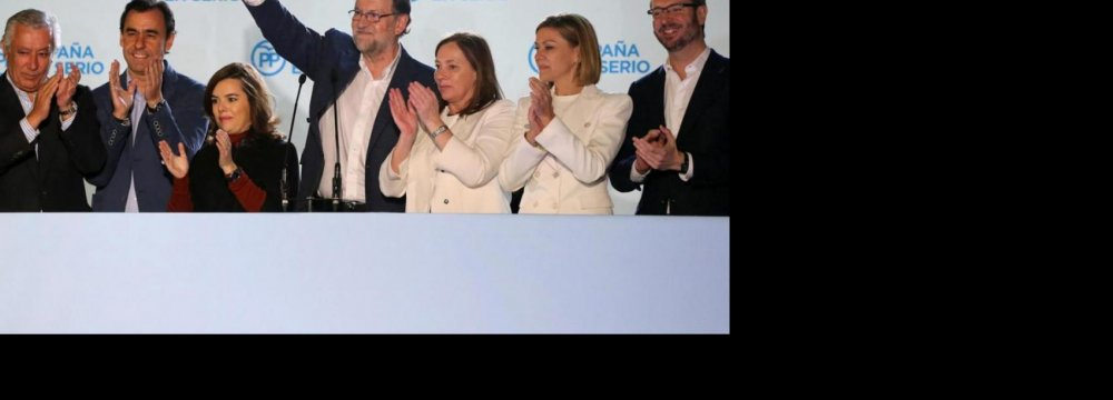 Spanish Vote Points to  Fraught Coalition Talks