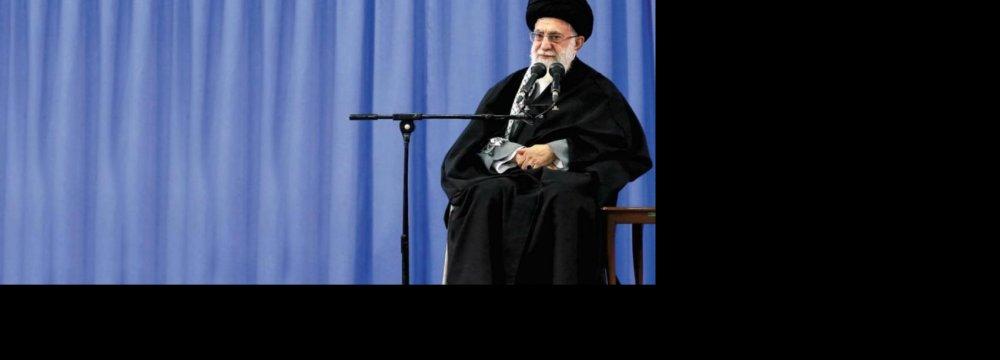 Leader Backs  Nuclear Talks  Extension