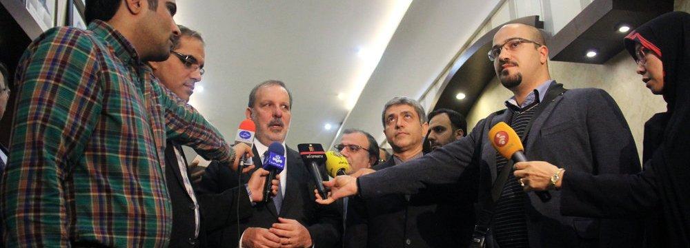 Tehran, Brasilia Set  $5b Trade Target
