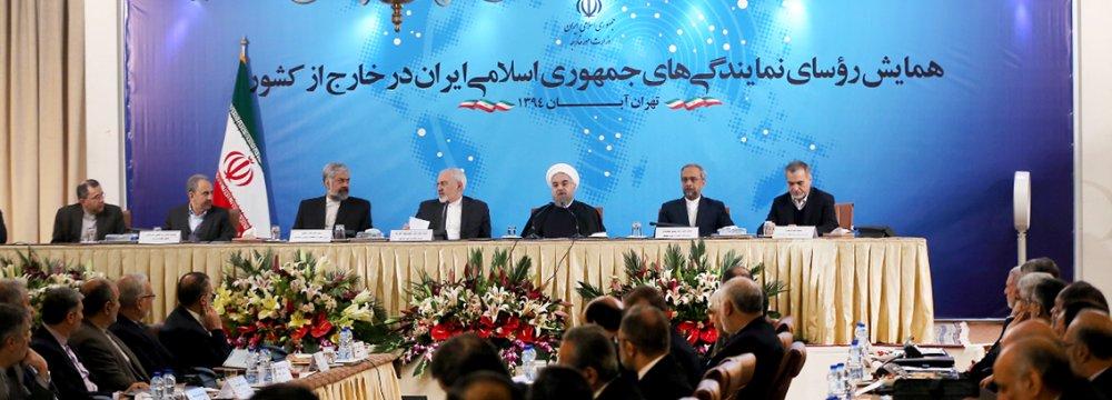 Need to Advance Economic Diplomacy
