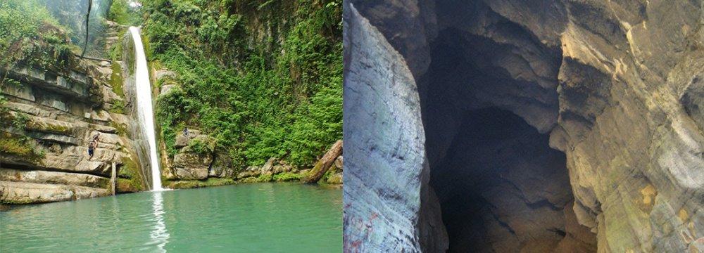 Shirabad Waterfalls on Natural Heritage List