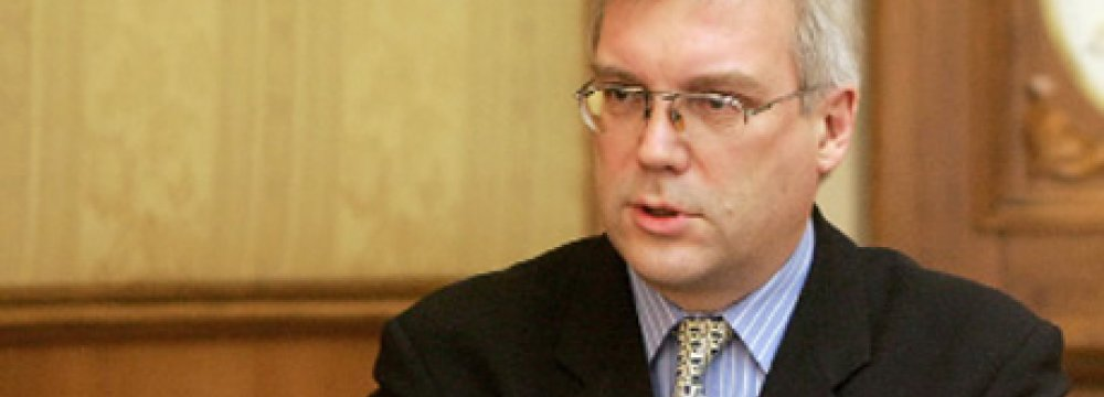 Russia's NATO Envoy: West Must Admit Mistakes