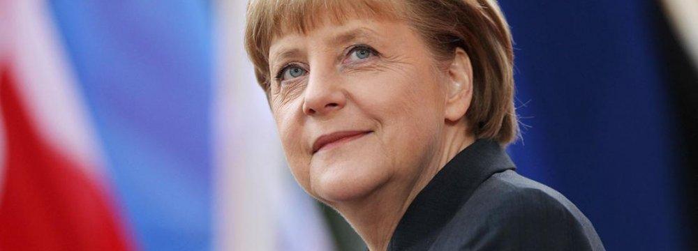 Germany Drops Probe Into US Spying on Merkel