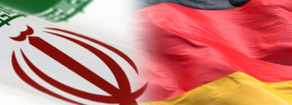 German, Iran Varsities Sign MoU