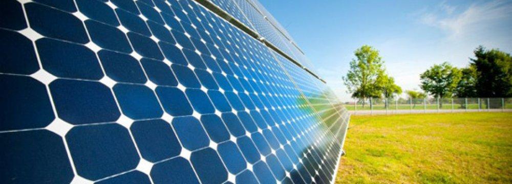 China Idles Solar Power