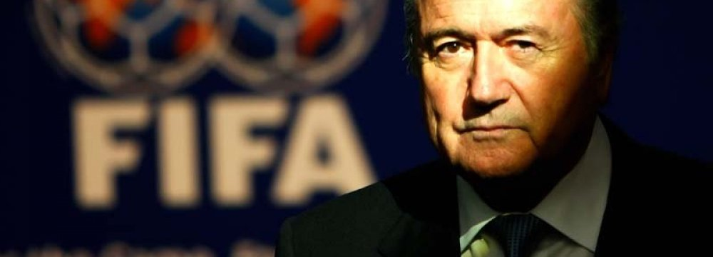 Blatter Sold World Cup TV Rights at Cut Price