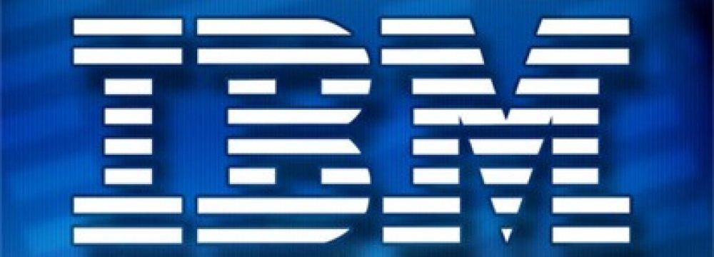 IBM Revenue Falls More Than Expected