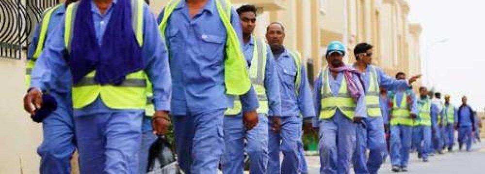 Qatar Labor  Law Changes  'a Sham'