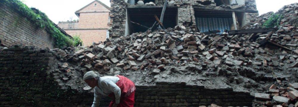 Nepal Quake 700 Times Stronger Than Hiroshima Bomb