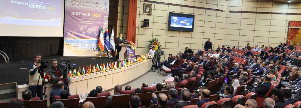 ICOPMAS 2018 Concludes in Tehran