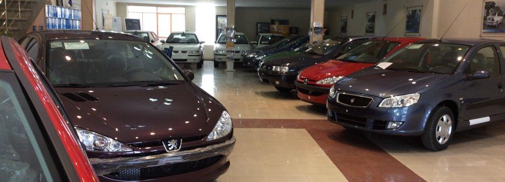 Iran: Car Prices Soaring Again