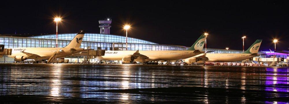 Iran's 2019 Airport Traffic Reviewed