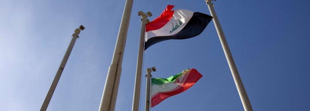 Iraqi Gov't Adds to List of Iran Import Ban