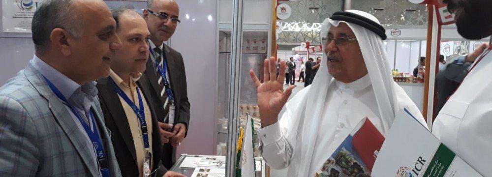 Threefold Rise in Iran's Non-Oil Exports to Qatar