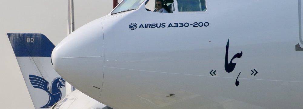 Iran Air Continues to Pursue Fleet Renewal Plans Despite Sanctions