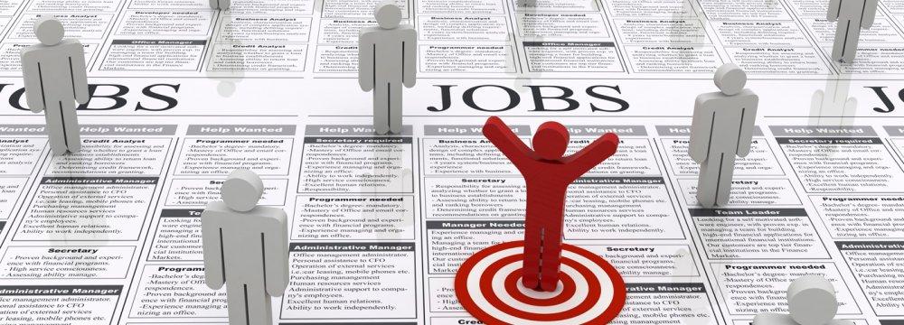 Iran's Q2 Unemployment Drops 1.8% to 10.5%