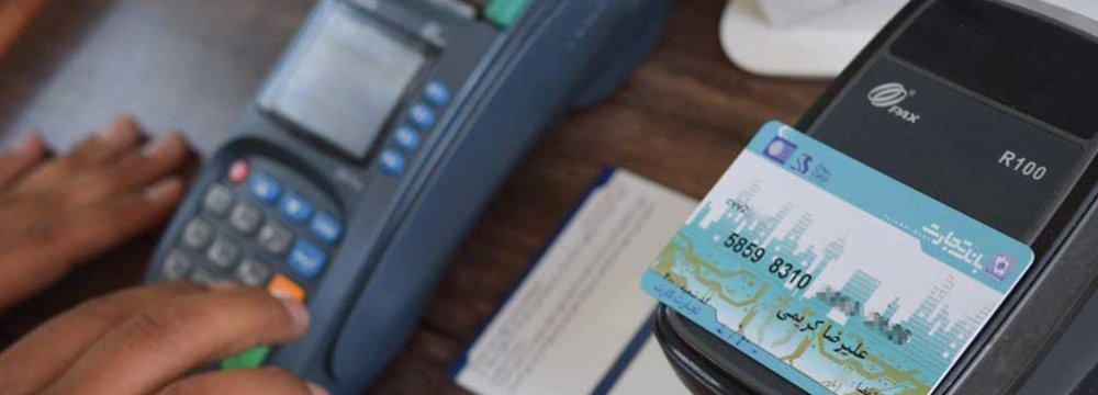 Shaparak Transactions Rise 10 Percent