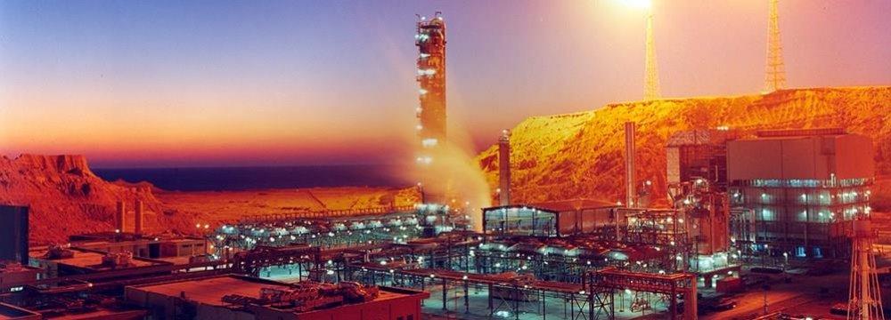 Khark Petrochemical Complex