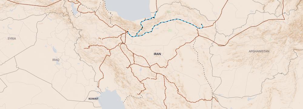 Railroad Projects Endure Despite Sanctions