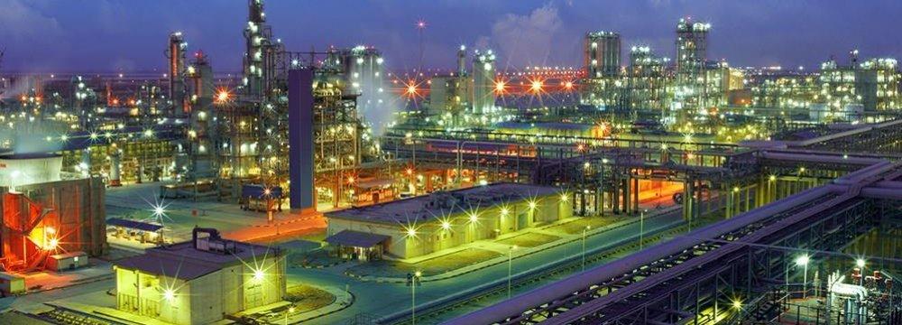 Iran Petrochemical Production Near 45m Tons, Exports Earn $10b