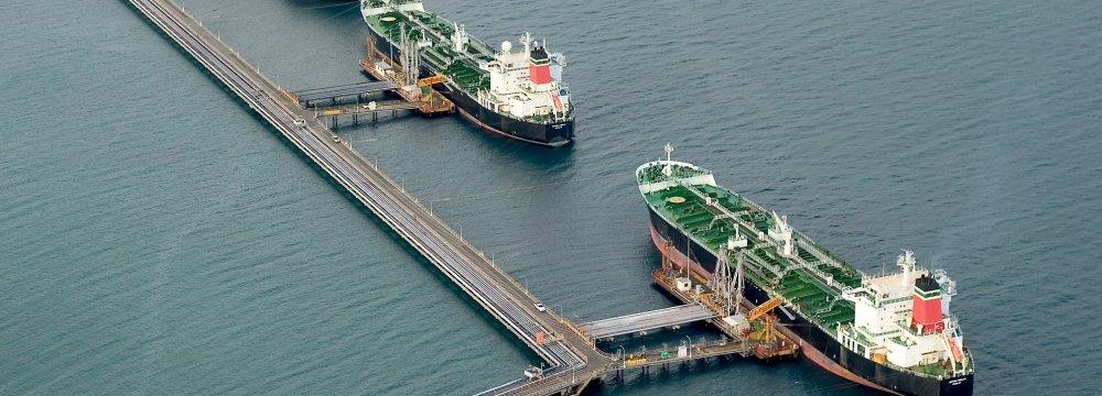 70,000 Barrels of Heavy Crude Sold on Iran Energy Exchange