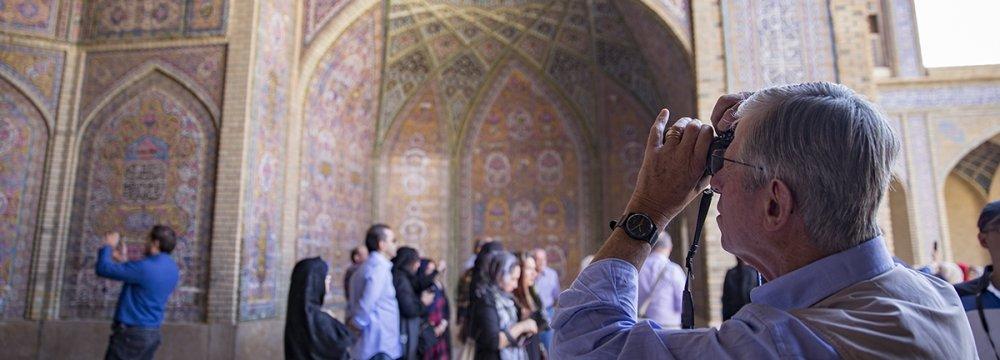 Iran Inbound Tourism Sees 51% Surge