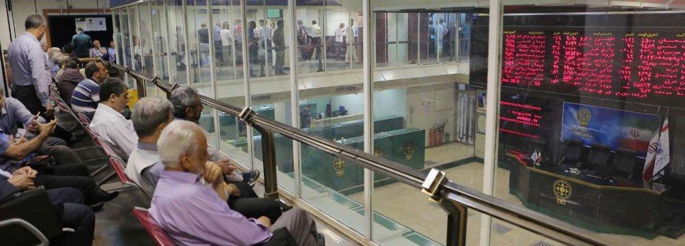 Uncertainty Drags Down Tehran Stocks