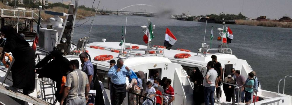 Arvand FTZ to Resume Visa-Free Program for Iraqi Visitors