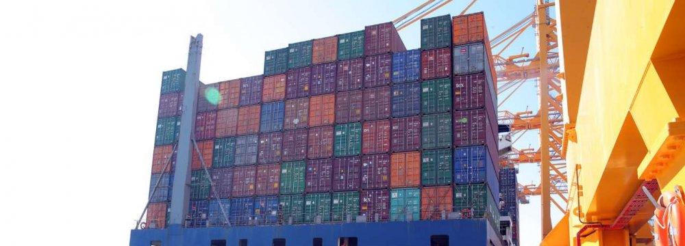 Iran-EU Trade Rises 6% to €16.5 Billion in Jan.-Oct.