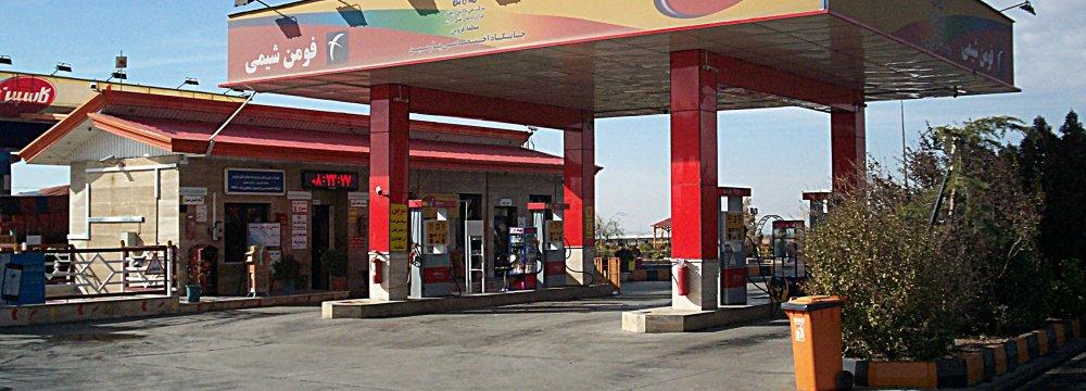 Unprecedented Decline in Gasoline Sales