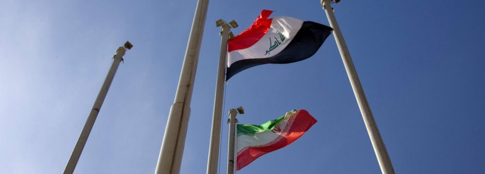 Iran's Trade Surplus With Iraq Surpasses $380m in 1 Month