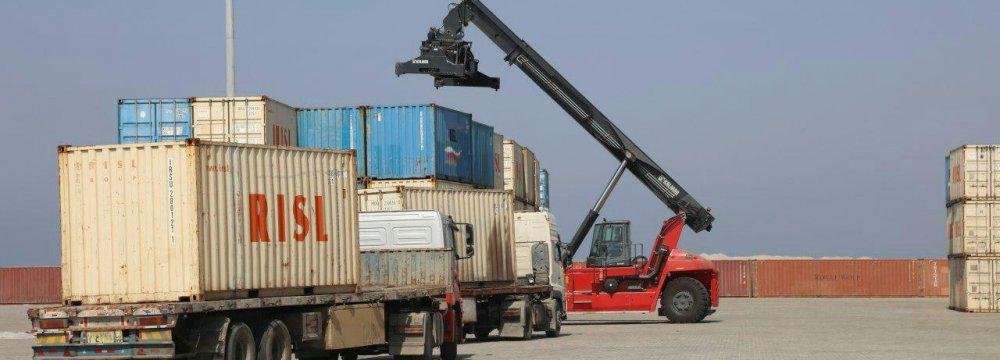 CBI Surveys Changes in Iran Export Price Index (Nov 2018)
