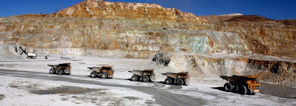 Iran Registers $1.9b in Q1 Mineral Trade Surplus