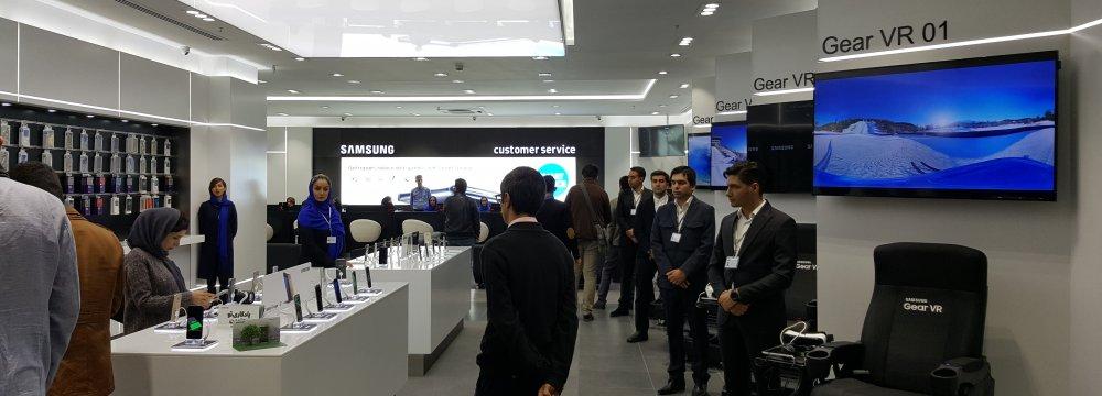 Samsung in Iran Reworks Warranty: Report