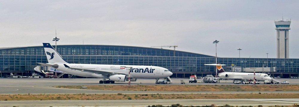 14% Decline in Iranian Flights