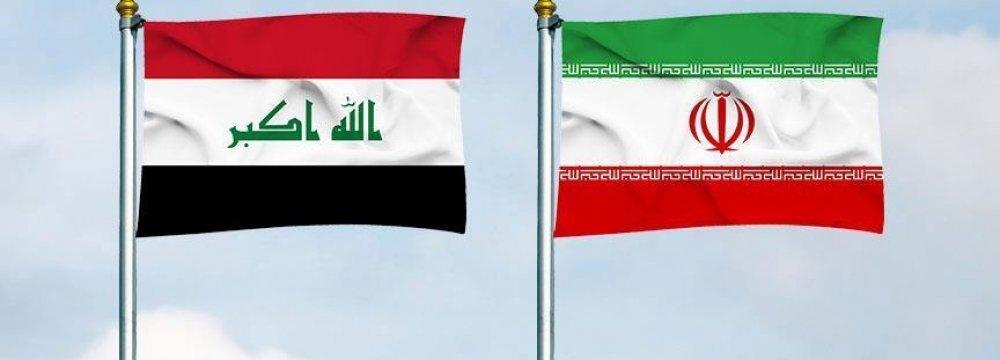 Exports to Iraq Reach $2.8 Billion in Four Months