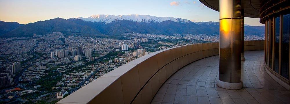 Smog Recedes, Tehran Breathes
