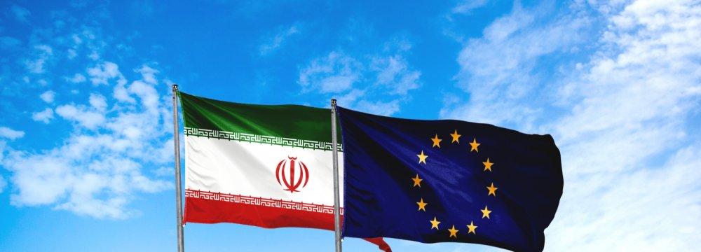 Iran's H1 Trade With EU Tumbles 76%