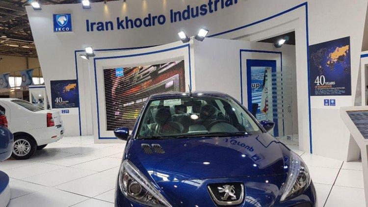 iran khodro hopes to lure cis car buyers financial tribune. Black Bedroom Furniture Sets. Home Design Ideas