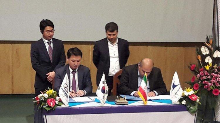 Hyundai kerman motor sign deal to produce elantra in iran for Hyundai motor finance corp address