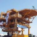 Iran's Hendijan Oilfield Getting New Platforms