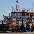 Remarkable Rise in Gilan Ports' Throughput