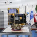 Pars1 Satellite Delivered to Iranian Space Agency