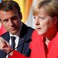 Merkel, Macron Eye Deeper Eurozone Integration After Brexit