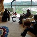 President's Envoy Confers With Mahathir