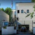 Protestors Attack Iran's  Embassy in Finland