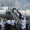 Hajj Flights Commence Today