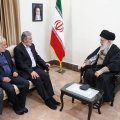 Leader Vows Continued Support for Palestine