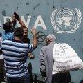 US Halt to Palestinian Refugee Aid Deplored